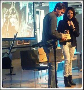 Entrega del premio Giny Valrís
