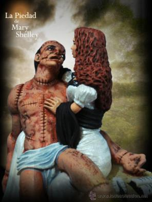 La piedad de Mary Shelley