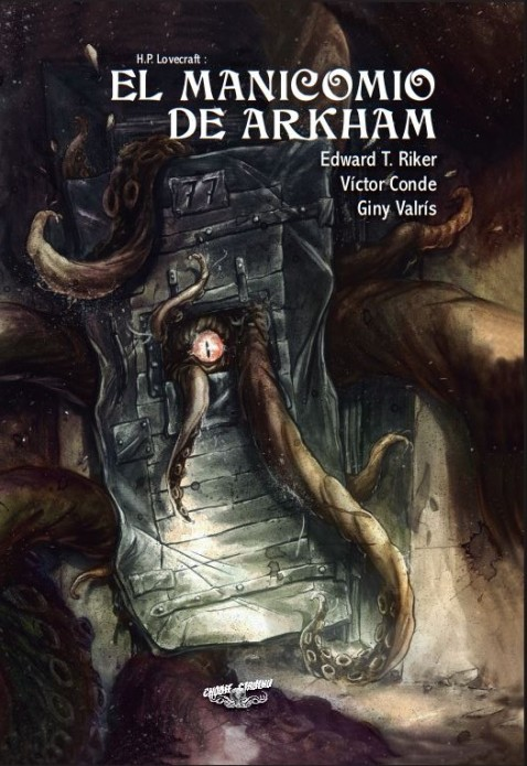 El manicomio de ArkhamChoose Cthulhu(2.0 Books, 2018)edición deluxe español