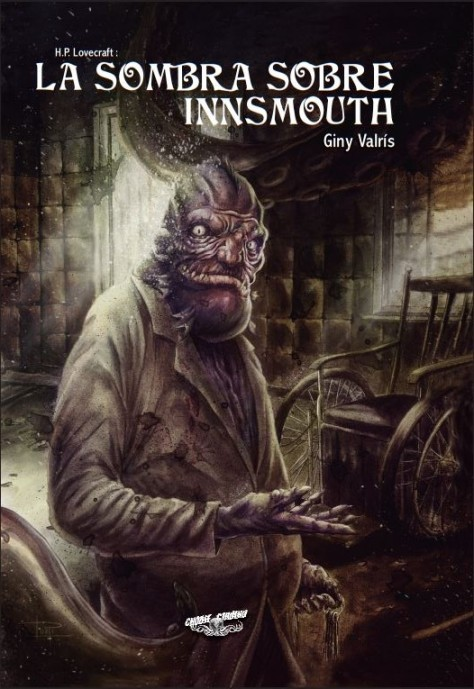 La sombra sobre InnsmouthChoose Cthulhu(2.0 Books, 2018)edición deluxe
